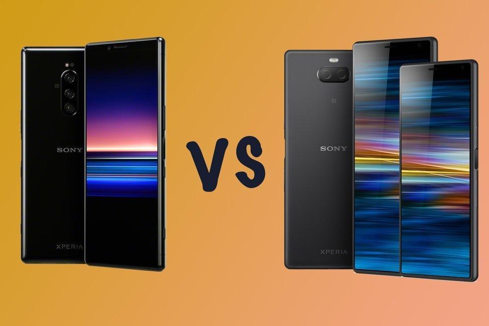 مقایسه فنی 3 گوشی سونی اکسپریا وان، اکسپریا 10 و 10 پلاس