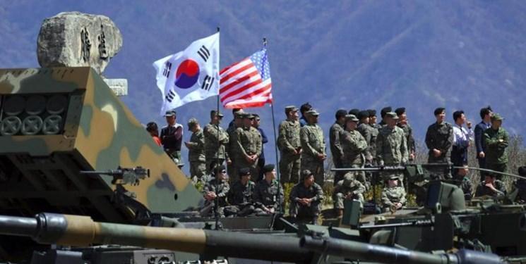 مذاکرات سئول و واشنگتن درباره برنامه رزمایش های نظامی اطراف کره