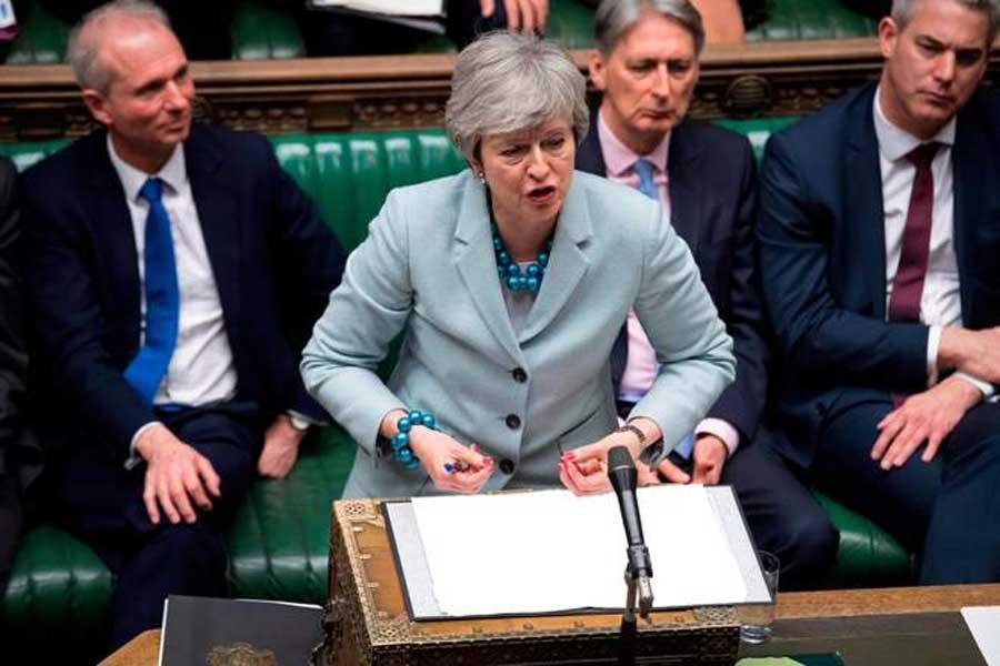 دولت انگلیس با درخواست مردم برای توقف برگزیت مخالفت کرد