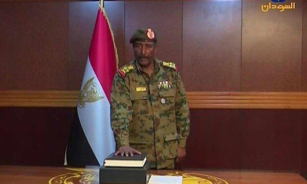 اولین فرمان رئیس جدید شورای انتقالی سودان