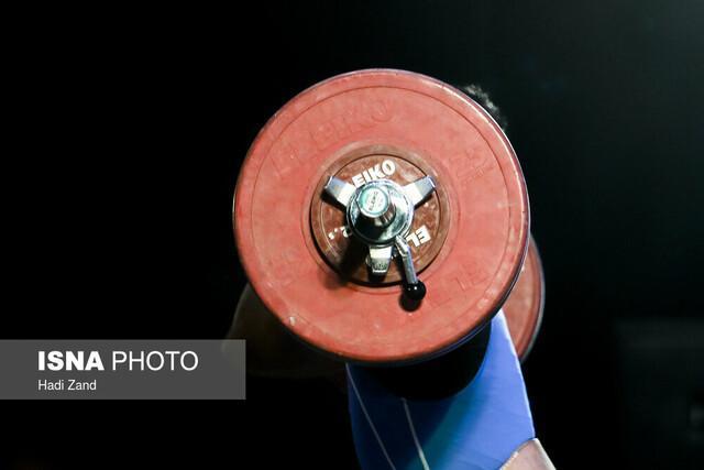 وزنه بردار ملی پوش جوانان: می خواهم در دومین مسابقه بین المللی هم مدال بگیرم