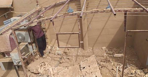 تخریب سومین تأسیسات گردشگری نامتعارف در بافت جهانی یزد