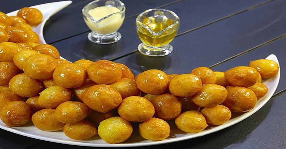 طرز تهیه لیگمات دسر خوشمزه بوشهری