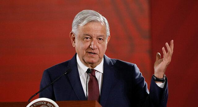 پیشنهاد روابط محبت آمیز رئیس جمهوری مکزیک به ترامپ