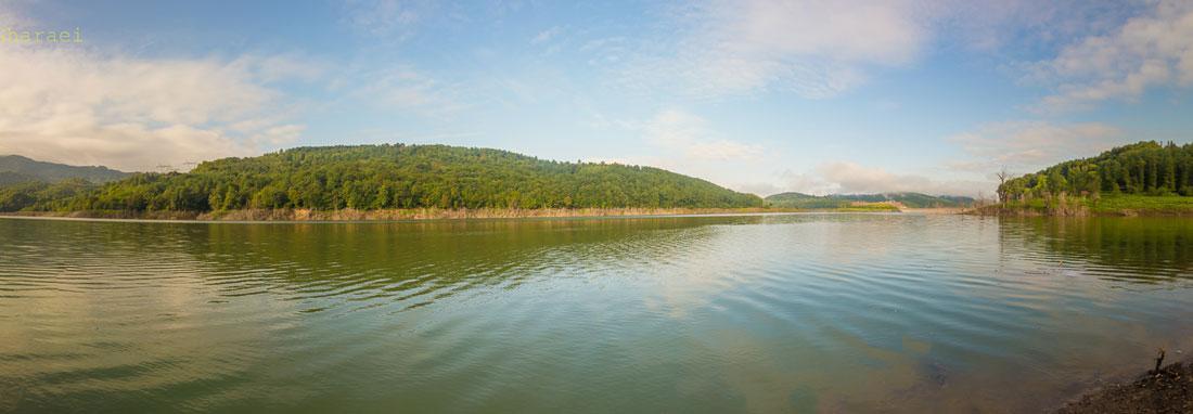 سد کرج لب به لب شد ؛ احتمال وحشی شدن رودخانه کرج وجود دارد ، شنا و اتراق کنار سد و رودخانه خطرناک است