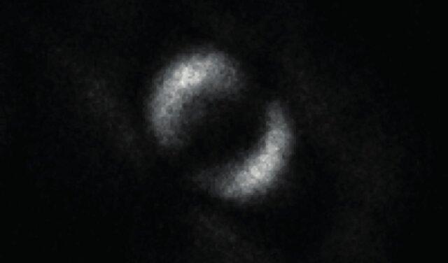ثبت تصویر پدیده درهم تنیدگی کوانتومی برای اولین بار
