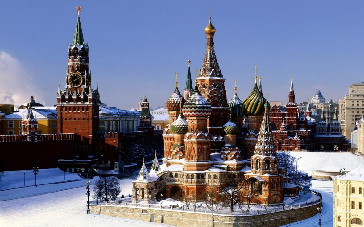 بهترین زمان مسافرت به روسیه