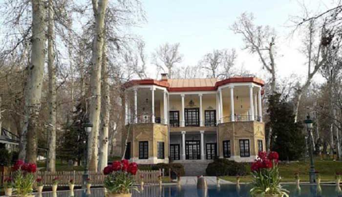 تابلوی فتح تهران در کاخ اختصاصی مجموعه نیاوران بازنمایی شد