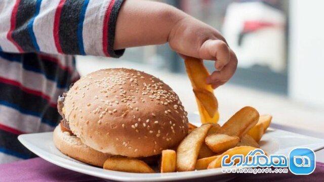 تاثیر زیاد رژیم غذایی در افزایش وزن