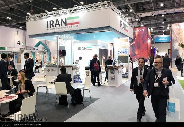مسابقه طراحی غرفه ایران در نمایشگاه های گردشگری