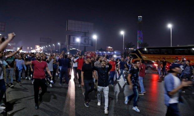 شمار بازداشت شدگان در مصر از 1000 نفر فراتر رفت