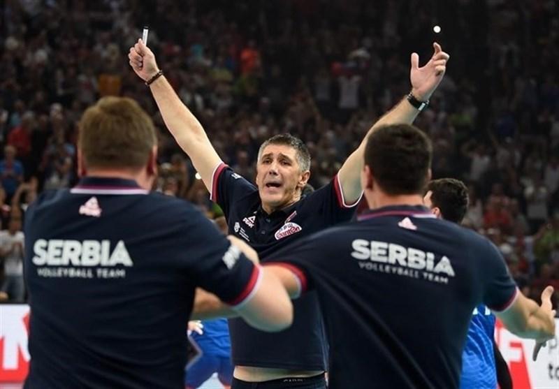 کواچ: من معجزه ای نکردم، از لحظه ای که هدایت صربستان را برعهده گرفتم به این تیم باور داشتم