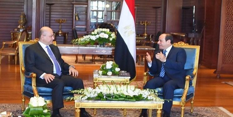تاکید مصر و عراق برتلاش مشترک برای توقف تجاوز ترکیه به شمال سوریه