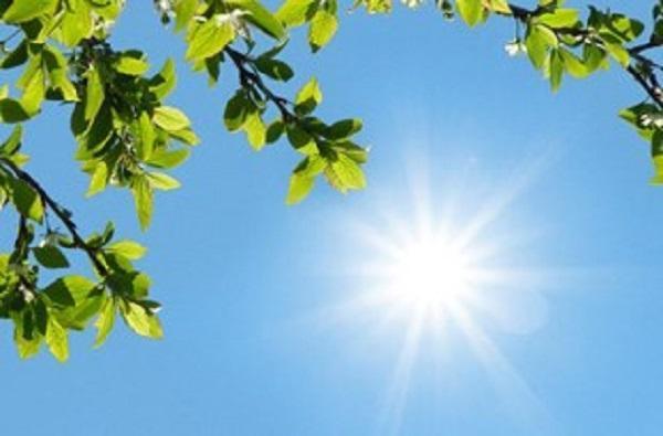 هوای آفتابی در گیلان