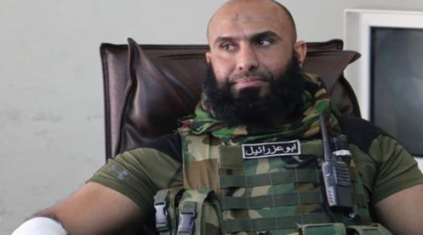 ابو عزرائیل با انتشار تصویری خبر ترورش را تکذیب کرد