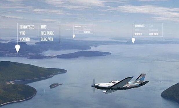ابداع سیستمی که از سقوط هواپیماها جلوگیری می کند
