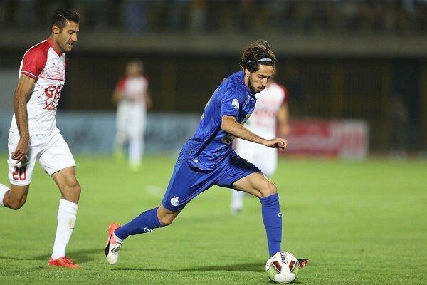 مدافع تیم فوتبال استقلال از طرفداران عذرخواهی کرد