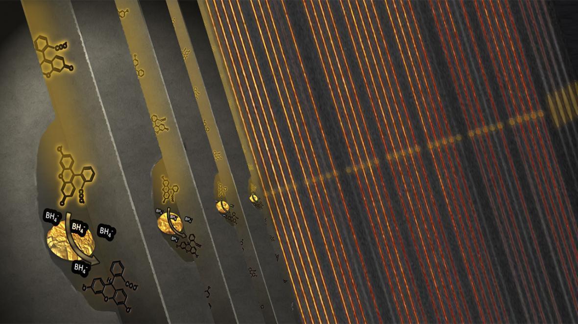 محققان نانوراکتوری برای رصد فعالیت نانوذرات در کاتالیست ها ساختند