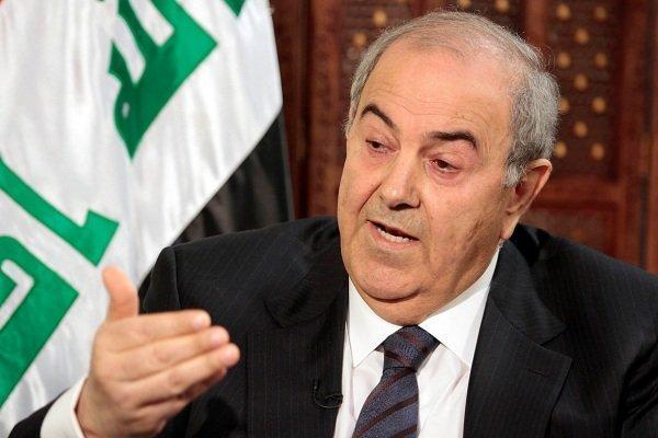 ایاد علاوی از عضویت در مجلس عراق استعفا کرد