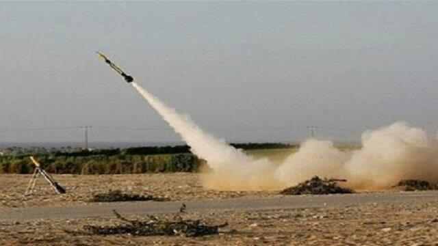 حمله موشکی به یک پادگان نظامی دیگر در عراق