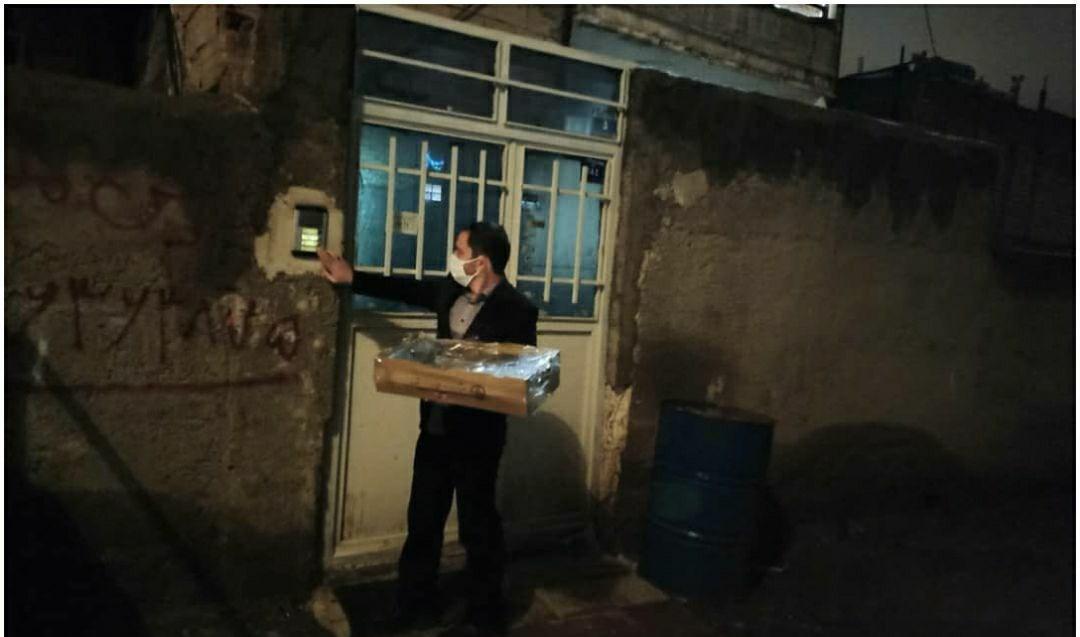 1000 غذای نذری در مناطق محروم شهر تهران به مناسبت نیمه شعبان توزیع شد