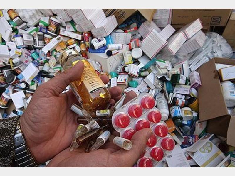 کشف چهار میلیارد ریال داروی قاچاق در مرز میرجاوه