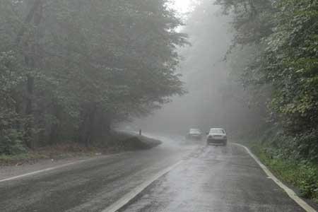 بارش باران در جاده های 5 استان ، انسداد 12 جاده به دلیل نبود ایمنی