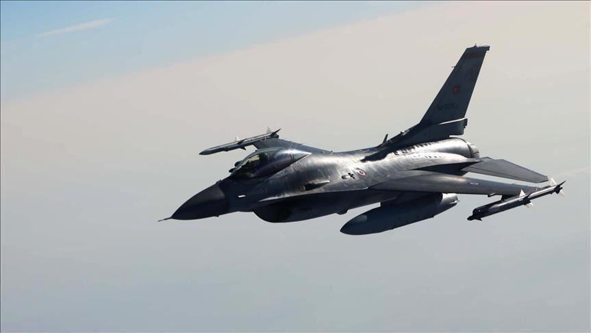 خبرنگاران حمله هوایی دولت وفاق لیبی به نیروهای حفتر