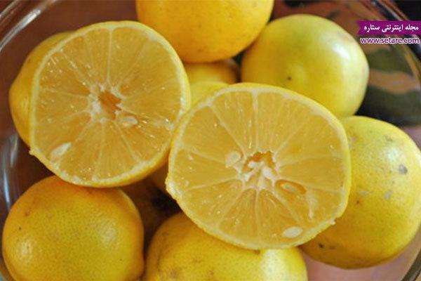 خواص لیمو شیرین و فواید درمانی آن