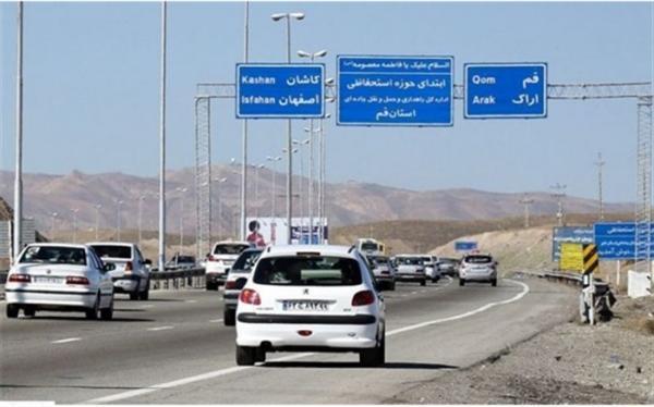 پنجشنبه و آدینه از سفر برنگردید تا به ترافیک نخورید