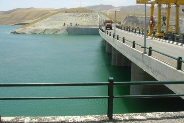 50 درصدی آب جمع شده پشت سدهای استان در سال گذشته