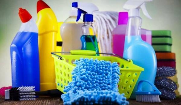 عوارض جانبی شوینده های شیمیایی را بشناسید!