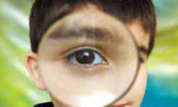 مواظب چشم های بچه ها خود باشید