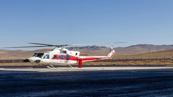 2 بالگرد اورژانس هوایی بزودی در جنوب سیستان و بلوچستان مستقر می شوند